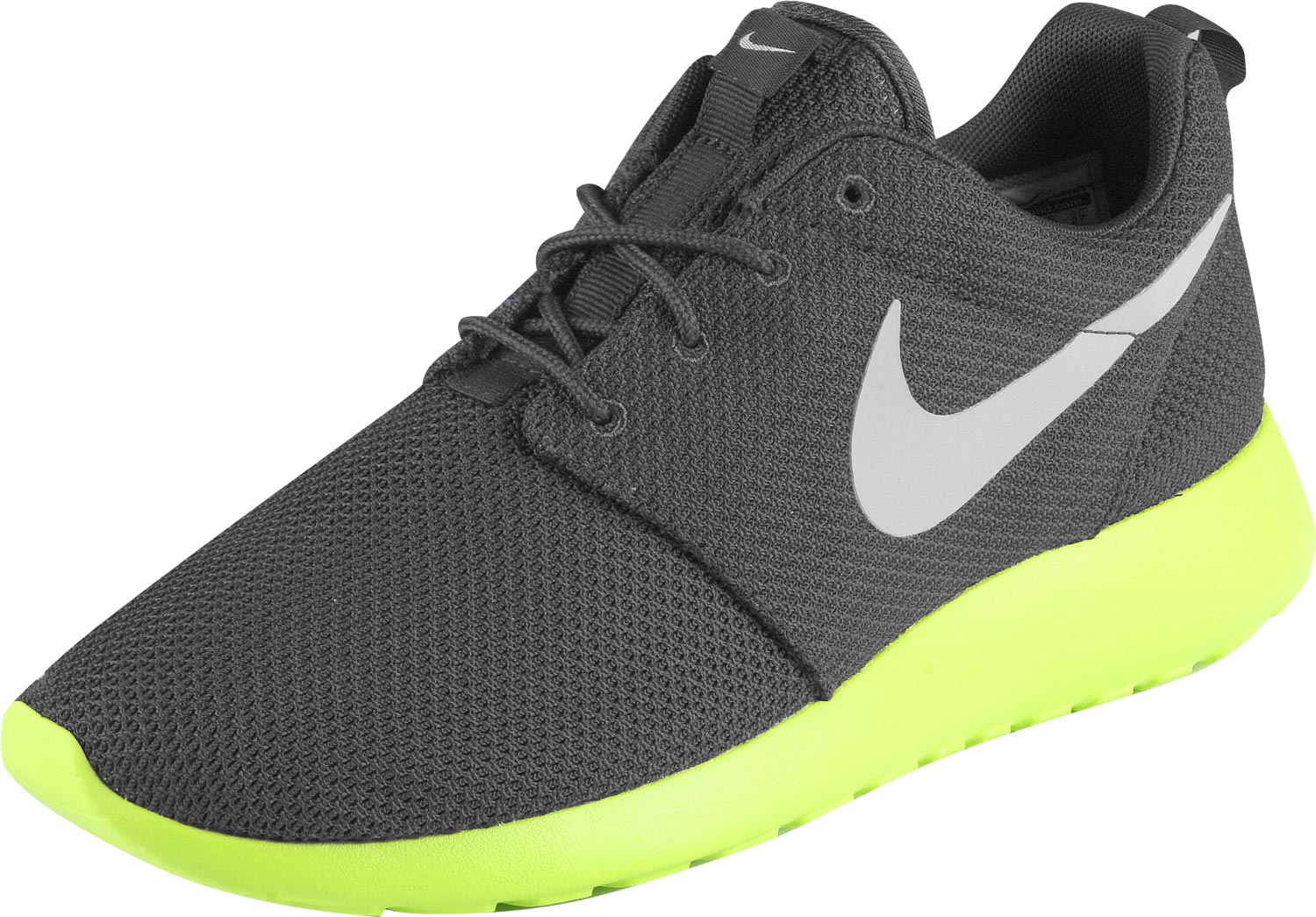 anvfsw green and grey roshe runs -